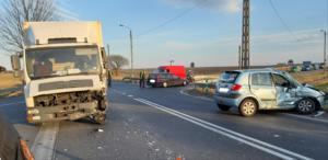 07.03.2019 - Wypadek Boniowice