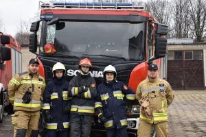 07.03.2020 - Kurs podstawowy strażaków