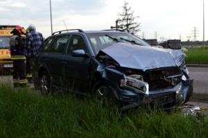 08.05.2018 - Wypadek Wieszowa