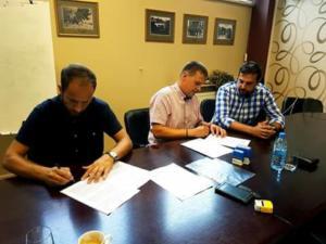 10.08.2018 - Podpisanie umowy GCBA