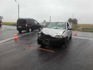 18.07.2018 - Wypadek Boniowice