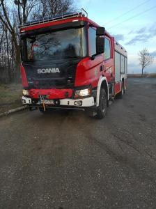 19.03.2021 - Pożar Boniowice