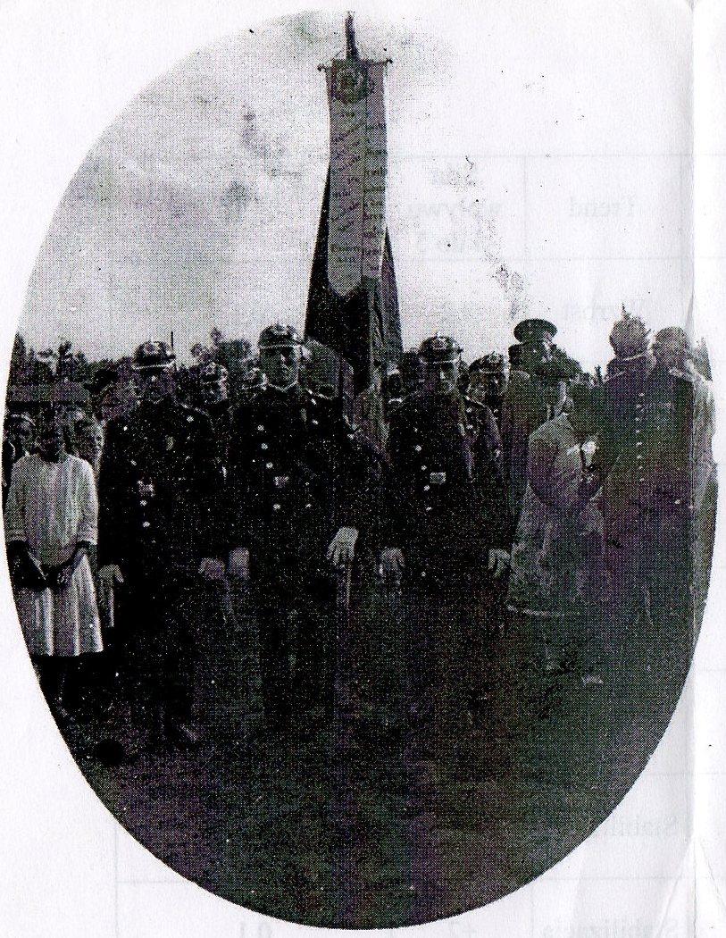 25 lat OSP rok 1927