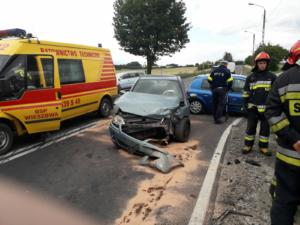 30.06.2018 - Wypadek Boniowice