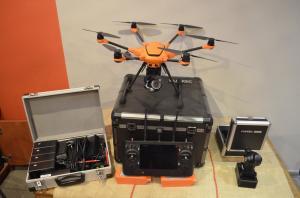 Dron dla GPR OSP WIESZOWA