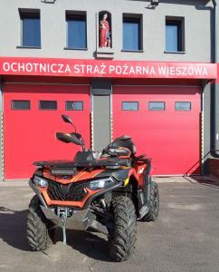 Nowy quad - GPR Wieszowa